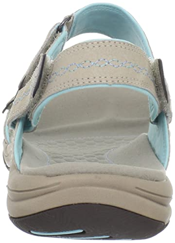 90019e8e6ef8 Clarks Privo Swift Hydro Womens Brown Sports Sandals Shoes 9 UK UK 9  Amazon .co.uk  Shoes   Bags