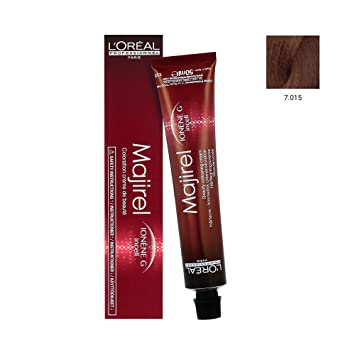 LOreal Majirel French Brown Hair Colour 50ml - 7.015 ...