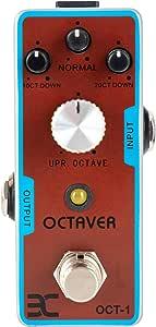 ENO TC-01 Octaver pedal de efecto: Amazon.es: Instrumentos musicales