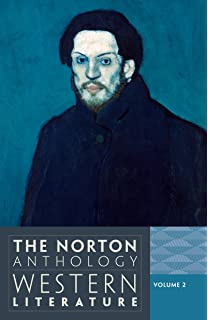 Amazon the norton anthology of western literature vol 1 the norton anthology of western literature vol 2 fandeluxe Choice Image