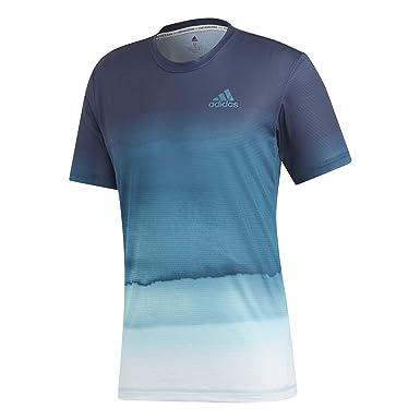 Venta de descuento 2019 artesanía exquisita gran descuento venta adidas Parley Pr tee Camiseta de Tenis, Hombre: Amazon.es ...