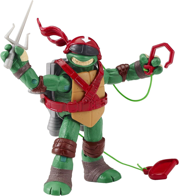 Teenage Mutant Ninja Turtles Spyline Raphael Action Figure