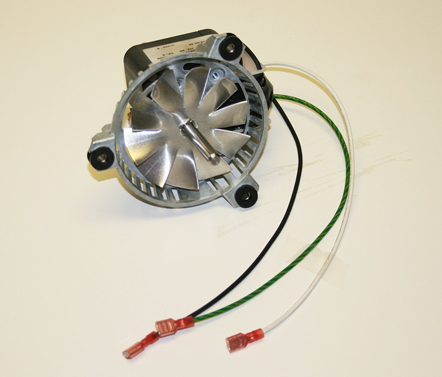 Harman Combustion Exhaust Fan Motor for Pellet Stoves #3-21-08639 ...