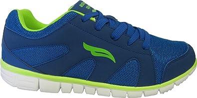 huge discount 860b5 2124c Astonic Sport, Herren Sneaker blau blau: Amazon.de: Schuhe ...