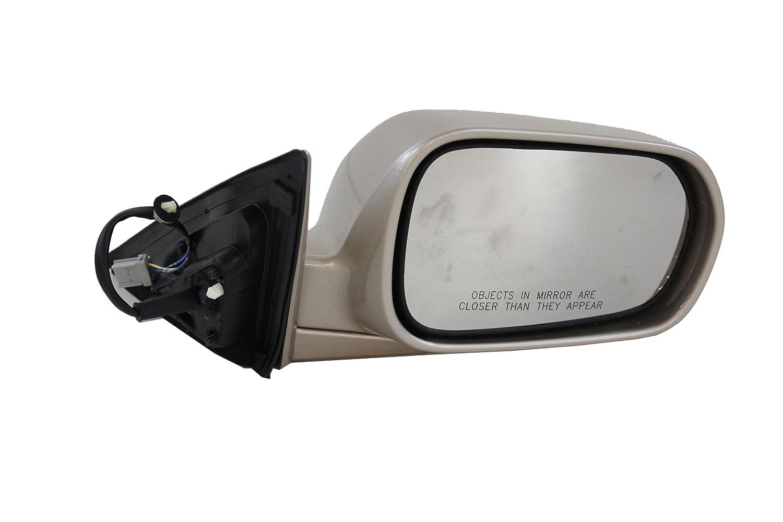 Genuine Honda Parts 76200-S84-A31ZL Honda Accord Right Side Naples Gold Metallic Door Mirror Assembly