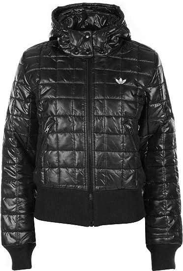 superior quality multiple colors first rate Veste Doudoune Femme Adidas Originals Short Padded Jacket ...