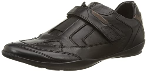 Maniak - Zapatillas para Hombre, Color Negro (4834 Noir wenge), Talla 45 TBS