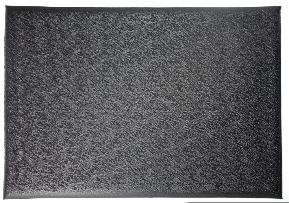 Protex PR335TB Premier-Tred Anti-Fatigue Matting with Textured Pattern, 5' Length x 3' Width x 3/8'' Thick
