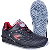 Cofra Safety Meazza di sicurezza scarpe S1P SRC EN ISO 20345Nero