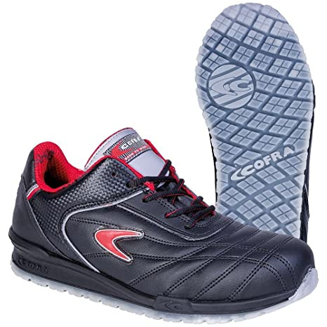 sports shoes 9d35b 26bfb Cofra Sicherheitsschuhe Meazza S1 P Running Halbschuhe BGR191 Große 36,  78430-000