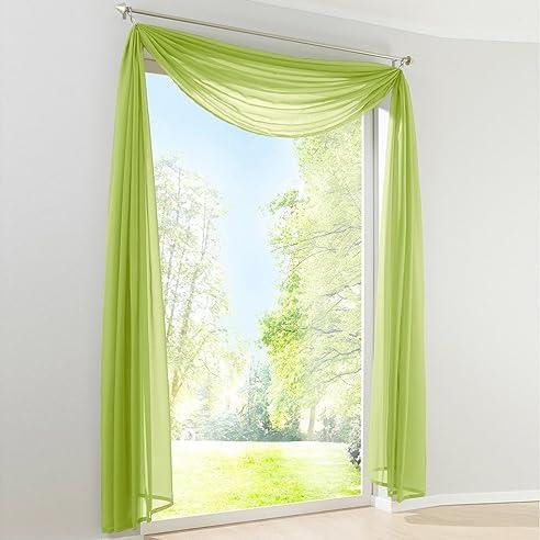gardinen querbehang pauwnieuws. Black Bedroom Furniture Sets. Home Design Ideas
