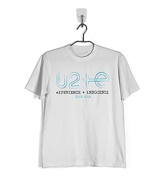 Ropa4 Camiseta U2 Experience + Innocence Tour 2018 (2 años)