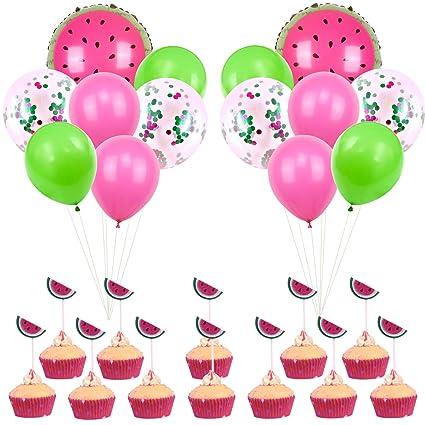 Amazon.com: ONINIT - Kit de decoración de fiesta de ...