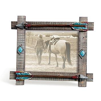 Amazoncom Western Arrow 8x10 Frame
