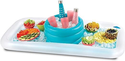 Amazon.com: WANDERLUST Set de barra de buffet inflable con ...