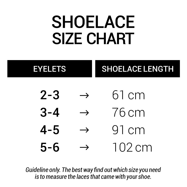 Lacets Ronds Fins Miscly pour Chaussures Habill/ées 3 Paires Epaisseur 2.4 mm de Diam/ètre