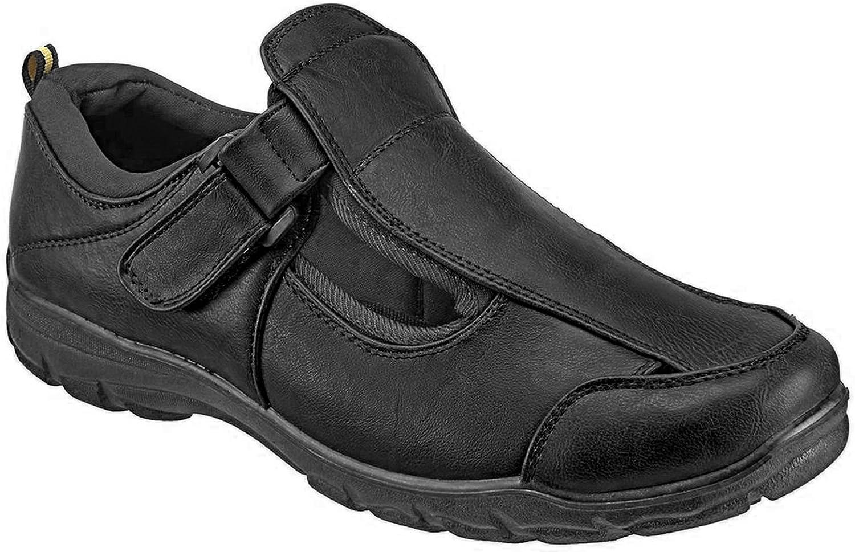 Dr Keller Mens Wide Fit Sandals