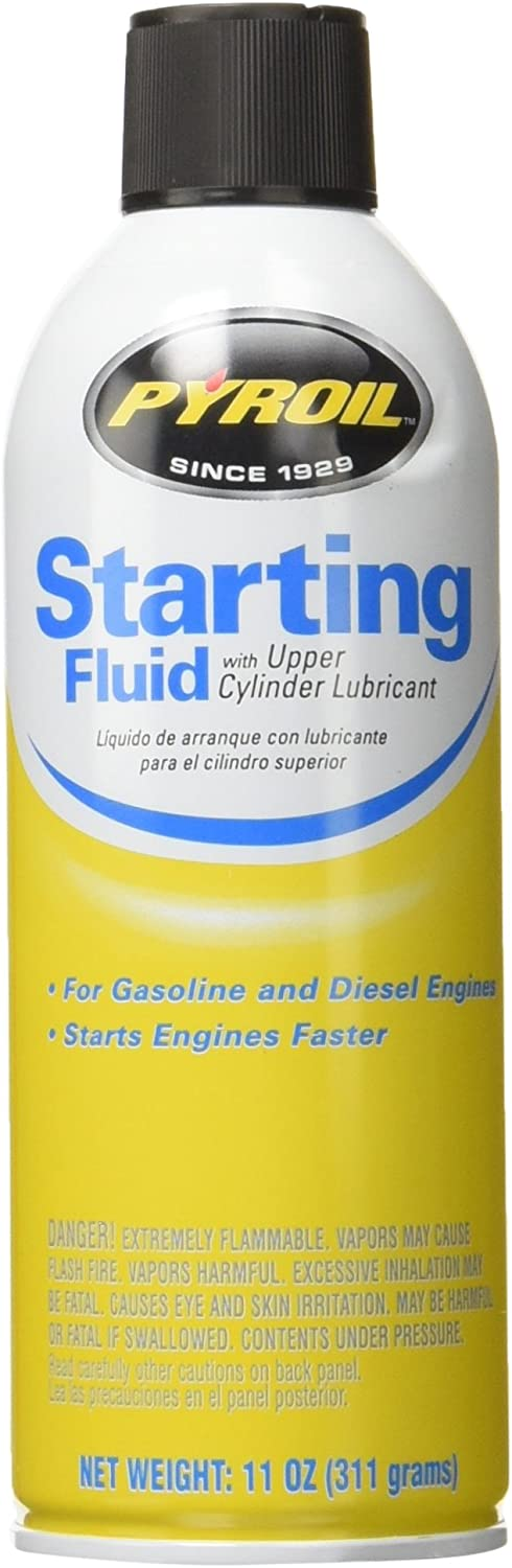 Pyroil Starting Fluid