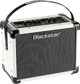 Amplificador combo para guitarra Blackstar IDC 10 V2 CREAM