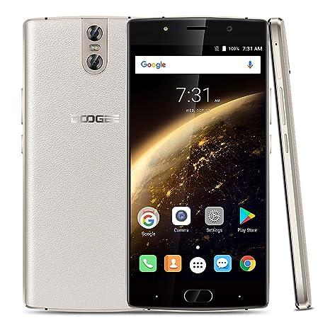 DOOGEE BL7000 Smartphone Libre, 4G Teléfono Inteligente(5.5 Pulgadas FHD Pantalla, Cuerpo de Metal + Textura ...