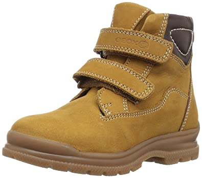 Geox Navado Kids Boots Brown, Taille:36