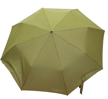 71beb822a7 Ombrello uomo pieghevole The Bridge men's mini umbrella Складной зонт 7011  VERDE: Amazon.it: Valigeria