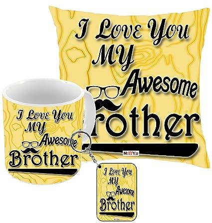 Rakhi Gifts For Brother Rakshabandhan Birthday Anniversary IZ18NPKCMK B 269 Online At Low Prices In India