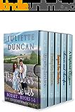 The Shadows Series Box Set  Books 1-5: A Christian Romance