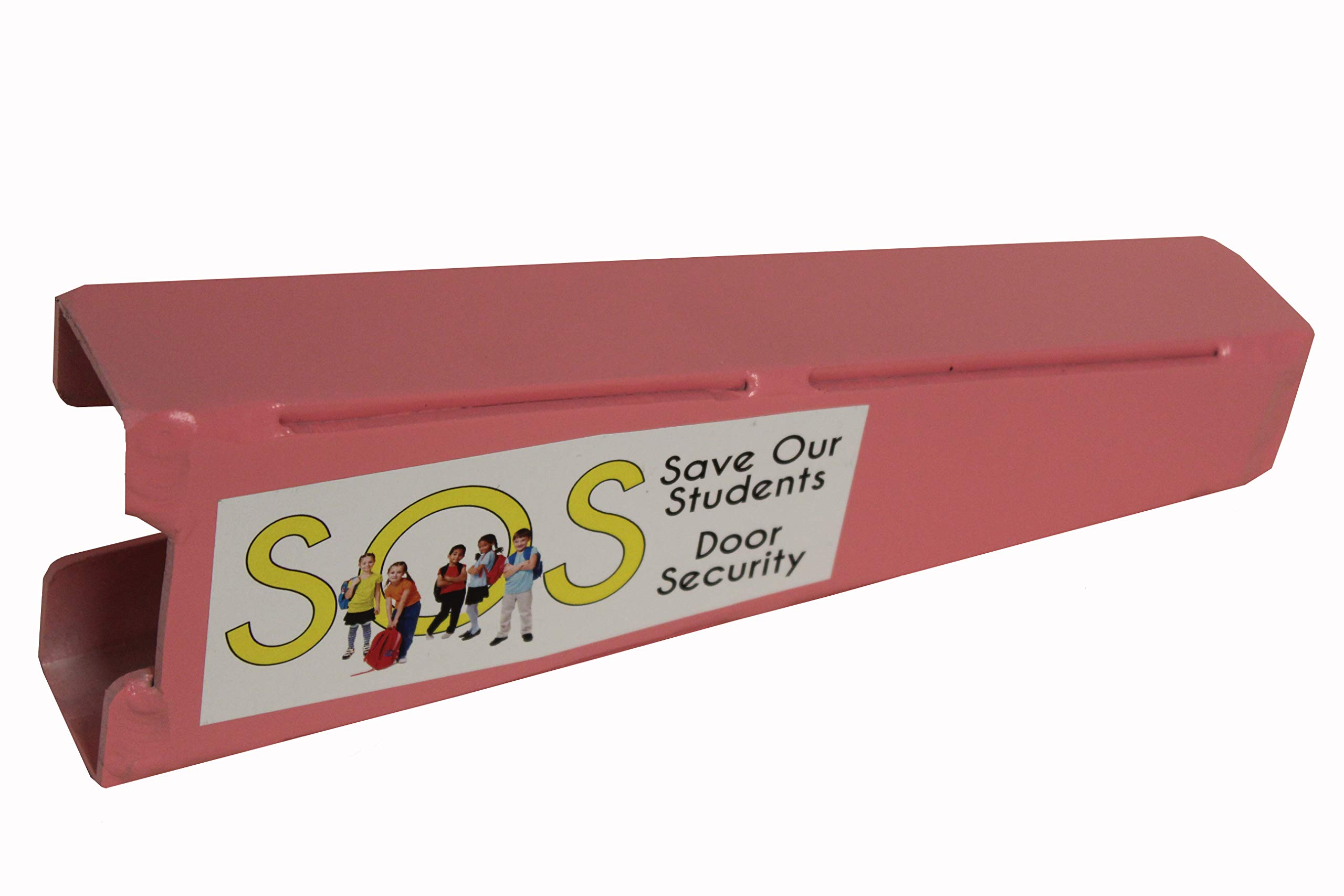 Classroom Door Safety - Model 1 (Pink)
