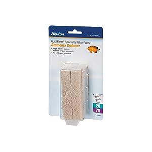 Aqueon Amonia Remover for QuietFlow LED PRO Filter 20/75