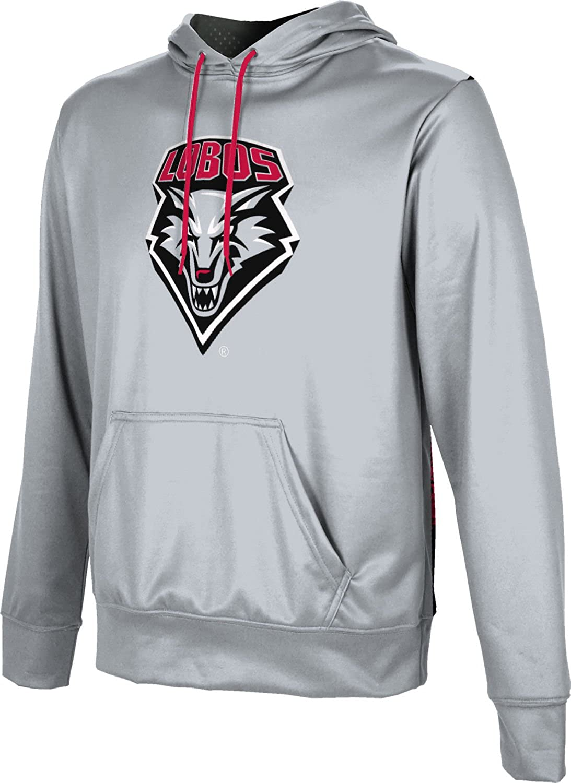 ProSphere University of New Mexico Mens Pullover Hoodie Secondskin School Spirit Sweatshirt