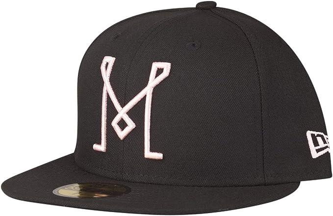 Grigio colore Berretto da baseball New Era 59Fifty