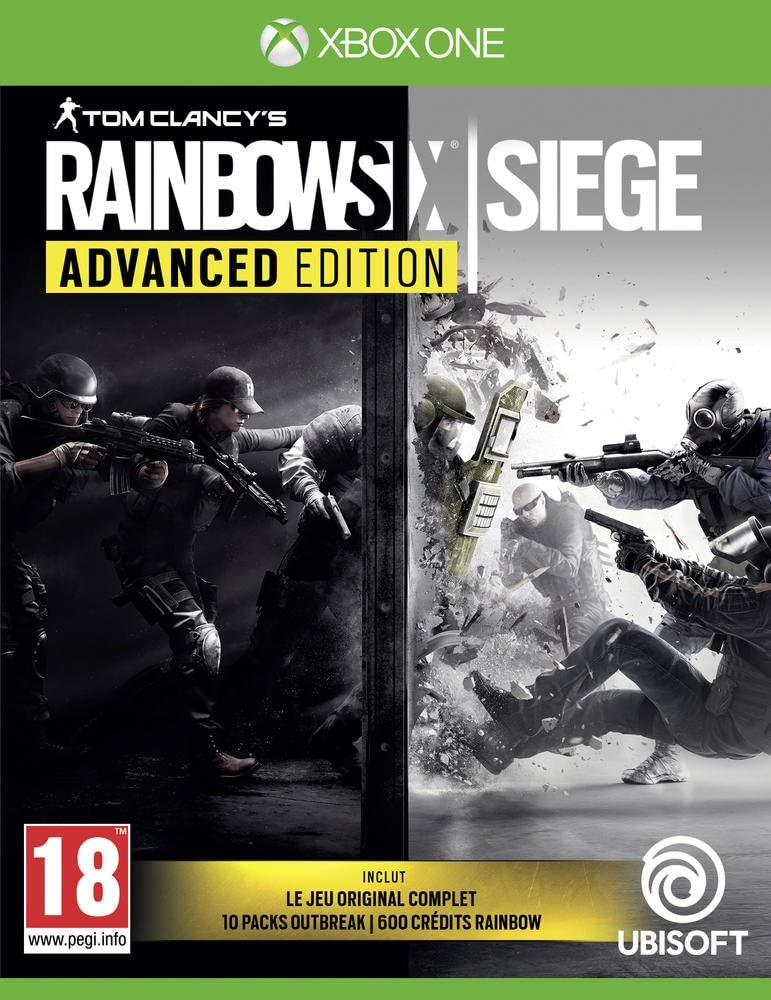 Tom Clancys Rainbow Six : Siege - Advanced Edition Xbox One ...