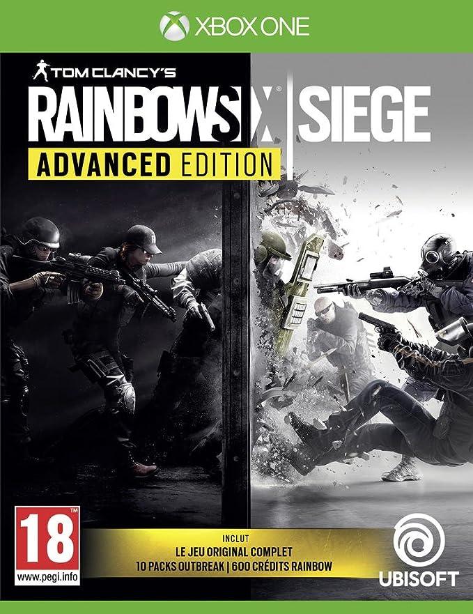 Tom Clancy's Rainbow Six : Siege - Advanced Edition Xbox One - Xbox One [Importación francesa]