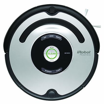 amazon com irobot 560 roomba vacuuming robot black and silver