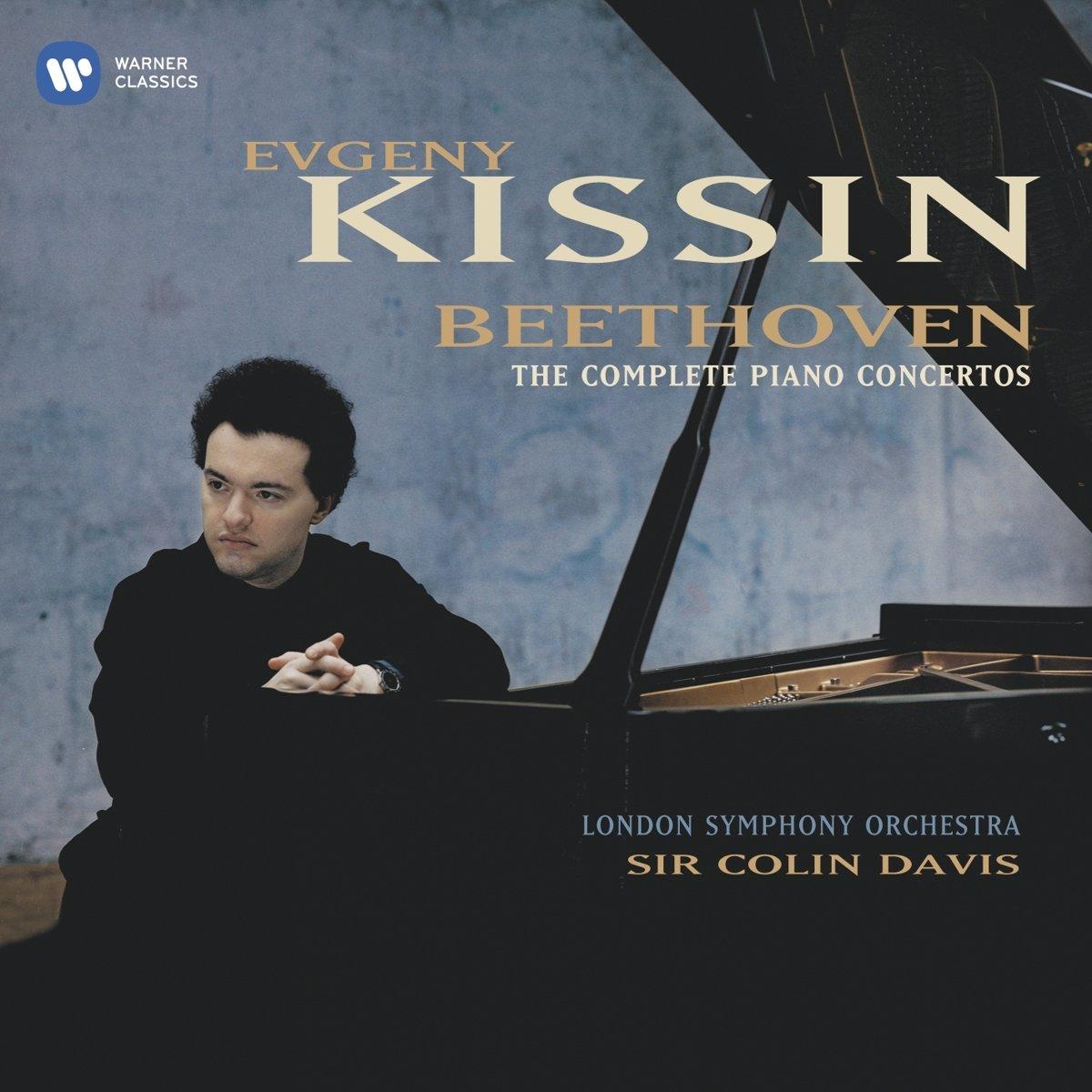 Beethoven: The Complete Piano Concertos by Warner Bros.