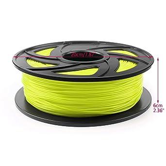 Amazon.com: Mad Hornets - Filamento para impresora 3D, 0.069 ...