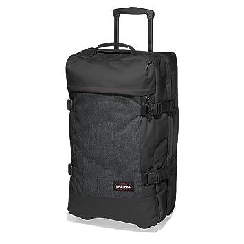 Eastpak Tranverz M Bagage Cabine, 55 cm, 78 L, Bloxx Noir