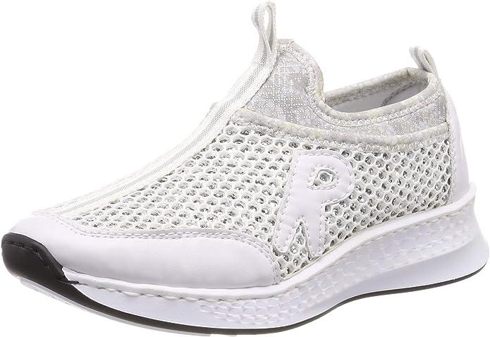 Rieker N5610 Damen Sneakers: : Schuhe & Handtaschen