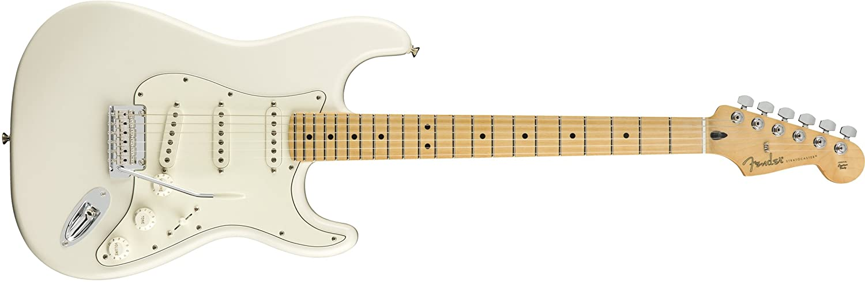 PLAYER STRAT MN Polar White Fender 144502515
