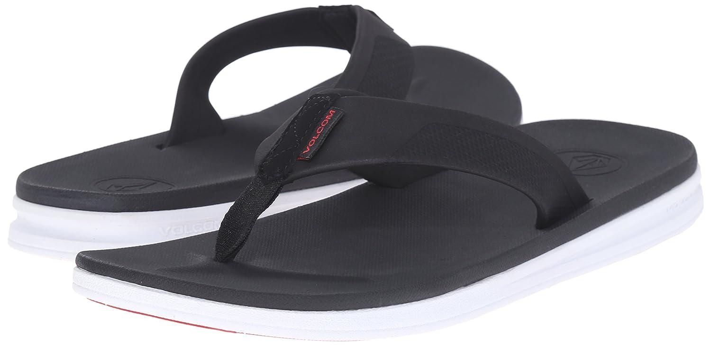d01d93a94 Amazon.com  Volcom Men s Draft Sandal Flip Flop  Shoes
