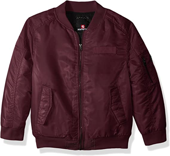 CosSky Boys Bomber Jacket 10-12