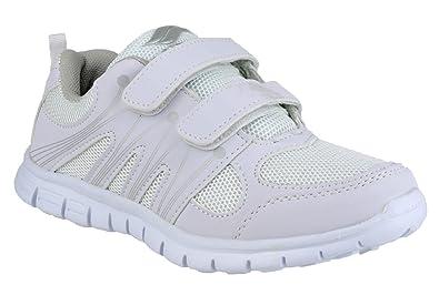 buy online e8535 42843 Mirak Milos Damen Klettverschluss Slipper Sportschuhe Turnschuhe Sport  Schuhe
