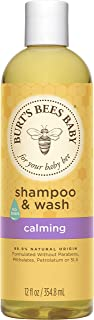 product image for Burt's Bees Baby Shampoo & Wash, Calming Tear Free Baby Soap - 12 Ounce Bottle