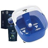 Galvolt Foot Spa Massager with Soak Salt- for Stress Relief- Clean & Moisturized Feet- Foot Relaxer- Foot Massager for…