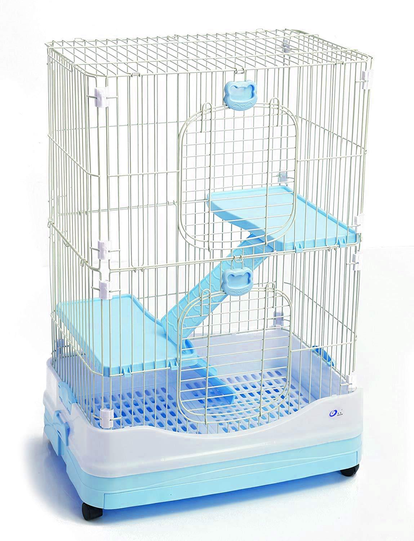 BPS Jaula para Visón Hurón Conejo Gato Roedores Pequeños Mascotas ...