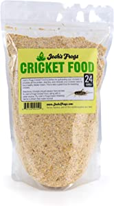 Josh's Frogs Cricket Food