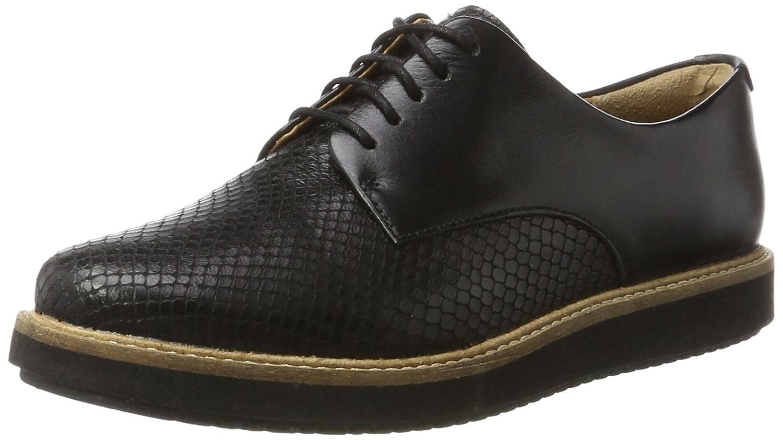 Clarks Glick Darby, Zapatos de Vestir para Mujer 35.5 EU Negro (Black)