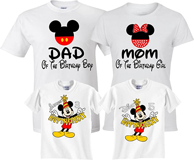 Amazon.com: Camisas personalizadas para niños y niñas de ...