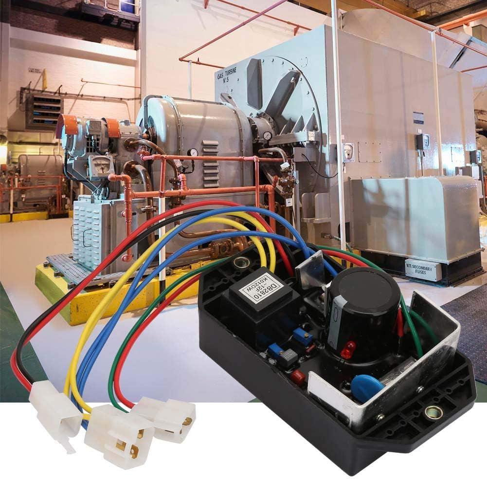 KI-DAVR 95S Professional AVR Regulador de Voltaje autom/ático Controlador Generador Piezas Nannday Regulador de Voltaje del generador